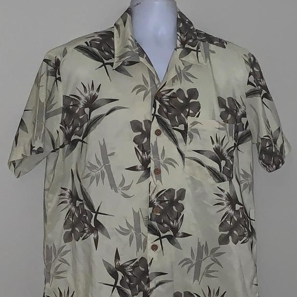 05b6ec0f stitch Shirts | Hawaiian Shirt Mens Size Large | Poshmark